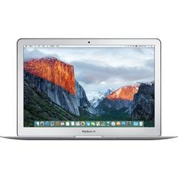 Laptop Apple MacBook Air, 13.3'', Broadwell i5 1.6GHz, 8GB, 128GB SSD, GMA HD 6000, Mac OS X El Capitan, INT keyboard, Silver
