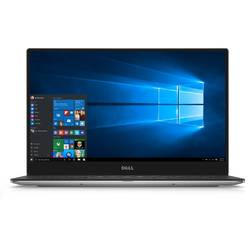 "Ultrabook Dell XPS 9350, 13.3""QHD+, Touch, Intel Core i7-6560U 4M Cache, up to 3.20 GHz, Skylake, 16GB, 512GB SSD, Intel Iris Graphics 540, Tastatura iluminata, Win 10 Pro"
