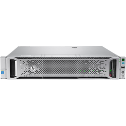 "Server HP ProLiant DL180 Gen9 Intel Xeon E5-2620 v3, Haswell, 2x16GB, DDR4, HDD 4x1TB, SATA, 3.5"", 2x800W PSU"