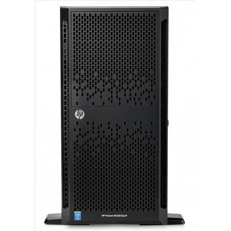 Server HP ProLiant ML350 Gen9 Intel Xeon E5-2620 v3, Haswell, 1x16GB 2133MHz, DDR4, RDIMM, HDD 2x300GB, SAS, 500W PSU
