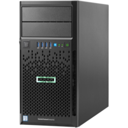 Server HP ProLiant ML30 Gen9 Procesor Intel Xeon E3-1220 v5 8M Cache, 3.00 GHz, Skylake, 1x4GB 2133MHz, DDR4, UDIMM, No HDD, 350W PSU