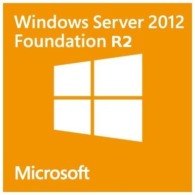 Microsoft Windows Server 2012 R2 Foundation, OEM DSP OEI, ROK, Fujitsu