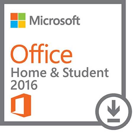 Microsoft Office Home and Student 2016, All languages, FPP, Licenta Electronica