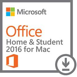 Microsoft Office Home and Student 2016 pentru MAC, All languages, FPP, Licenta Electronica