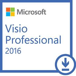 Microsoft Visio Professional 2016, All languages, FPP, Licenta Electronica