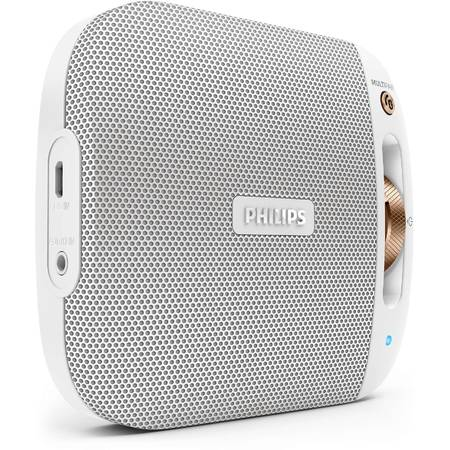 Boxa portabila wireless Philips BT2600W/00 , Alb