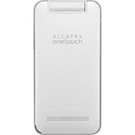 Telefon Mobil Alcatel One Touch 2012D Dual SIM White