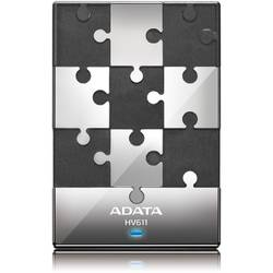Hard disk extern ADATA  HV611 500GB 2.5 inch USB 3.0 white/black