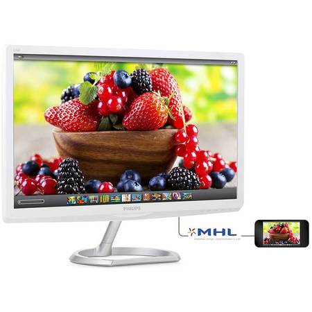 "Monitor LED IPS Philips 27"", Full HD, DVI, HDMI, 276E6ADSS/00"