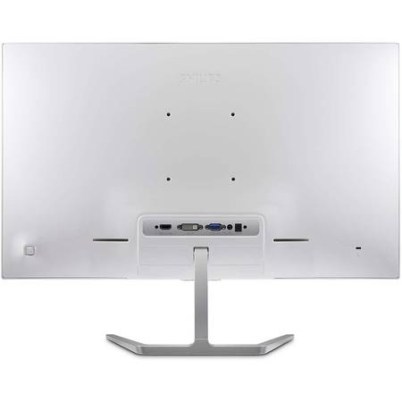 "Monitor LED Philips 27"", DVI-D, VGA, HDMI, Silver, 276E7QDSW"