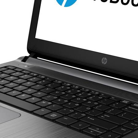 Laptop HP Probook 430 G3, 13.3'' HD, Intel Core i5-6200U, up to 2.80 GHz, 4GB, 500GB, GMA HD 520, FingerPrint Reader, Win 7 Pro + Win 10 Pro