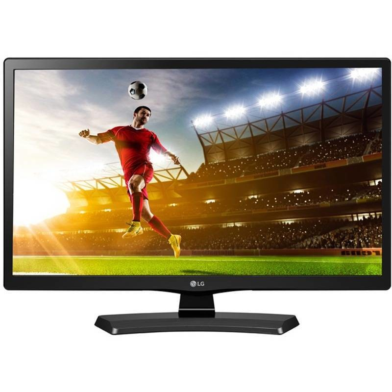 Monitor / Televizor Led High Definition, 19.5, Lg 20mt48df-pz