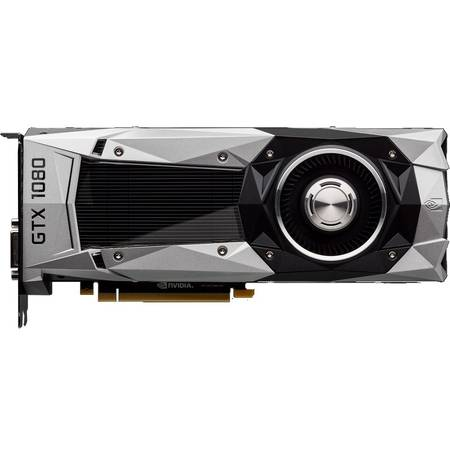 Placa video ASUS GeForce GTX 1080 Founders Edition 8GB DDR5X 256-bit