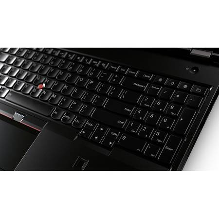 "Laptop Lenovo ThinkPad L560, 15.6"" HD, Intel Core i5-6200U, up to 2.80 GHz, Skylake, 4GB, 500GB, Intel HD Graphics 520, FPR, Win 7 Pro + Win10 Pro"
