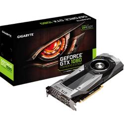Placa video GIGABYTE GeForce GTX 1080 Founders Edition 8GB DDR5X 256-bit