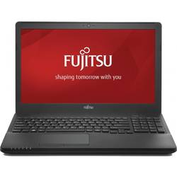 "Laptop Fujitsu Lifebook A556, 15.6"" HD, Intel Core i5-6200U, up to 2.80 GHz, 8GB, 256GB SSD, GMA HD 520, fara OS, Black"