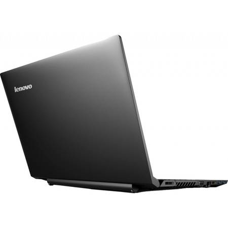 Laptop Lenovo B41-30, 14'' HD, Intel Celeron Dual Core N3050, up to 2.16 GHz, 2GB, 500GB + 8GB SSH, GMA HD, FreeDos, Black