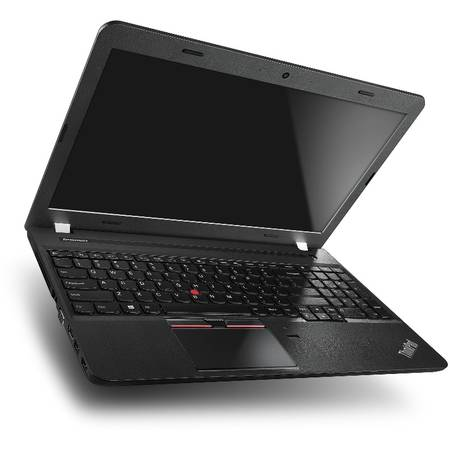Laptop Lenovo ThinkPad E560, 15.6'' HD, Intel Core i5-6200U, up to 2.80 GHz, 4GB, 500GB, GMA HD 520, FingerPrint Reader, Win 7 Pro + Win 10 Pro, Graphite Black