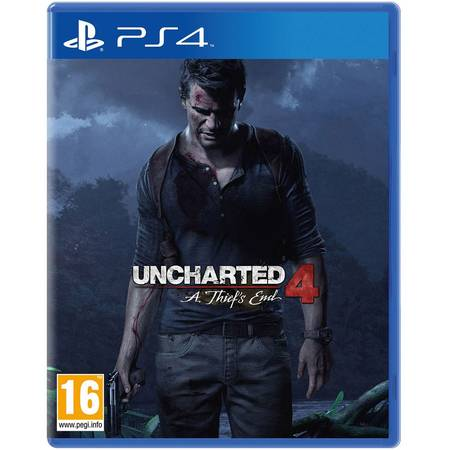 Sony Joc Uncharted 4: A Thief's End pentru Playstation 4
