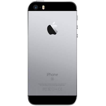 Telefon mobil Apple iPhone SE, 64GB, 4G, Space Gray