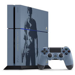 Sony Consola PlayStation 4 Ultimate Player Edition Limited Edition + Jocul Uncharted 4
