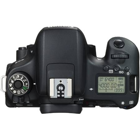 Aparat foto DSLR Canon EOS 760D, 24.2MP + Obiectiv EF-S 18-135mm IS STM