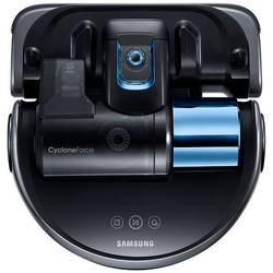 Robot de aspirare Samsung PowerBot Essentials, CycloneForce, Senzor FullView, 0.7 l, Afisaj LED