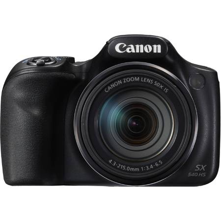 Aparat foto digital Canon SX540 HS, 20.3 MP