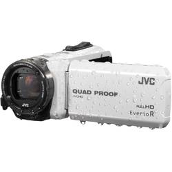 Camera video JVC Quad-Proof R GZ-R415WEU, Full HD, Alb