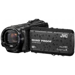 Camera video JVC Quad-Proof R GZ-R415BEU, Full HD, Negru