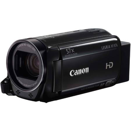 Camera video Canon Legria HF R76, Full HD, Wi-Fi