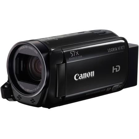 Camera video Canon Legria HF R77, Full HD, Wi-Fi
