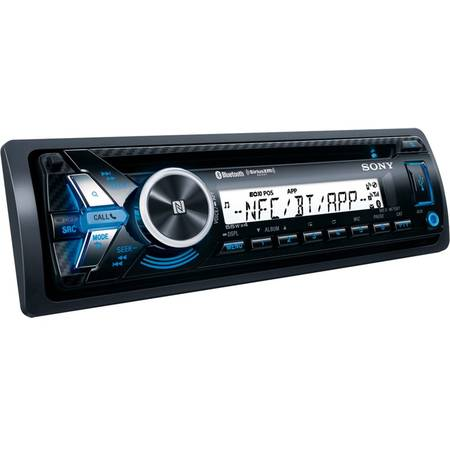 Radio CD auto Sony Marine MEXM70BT, 4 x 55 W, USB, AUX, Bluetooth