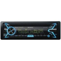 Radio CD auto Sony MEXXB100BT, 4 x 55 W, USB, AUX, NFC, Bluetooth