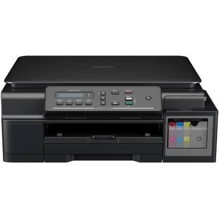 Multifunctional inkjet Brother DCPT300YJ1 CISS, A4, USB