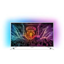 Televizor LED Philips 49PUS6561/12 , Smart Ultra HD, Android, 123cm,