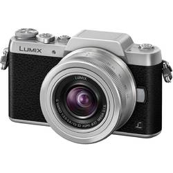 Camera foto mirrorless Panasonic DMC-GF7, 16Mp, 3 inch + obiectiv 12-32mm