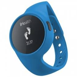 iHealth Bratara Fitness Wireless Albastru