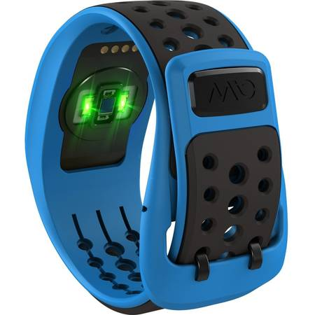 Bratara fitness Mio Velo Activity Heart Rate Monitor, Albastru