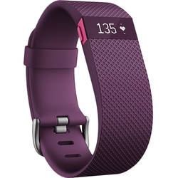 FITBIT CHARGE HR BRATARA FITNESS WIRELESS MARIMEA S Violet
