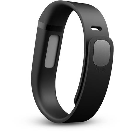 Bratara fitness Fitbit Flex Activity and Sleep, Black