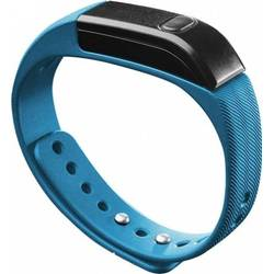 SmartBand Fitness Cellularline Bluetooth Albastru