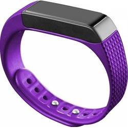 SmartBand Fitness Cellularline Bluetooth Rezistenta La Apa, Violet