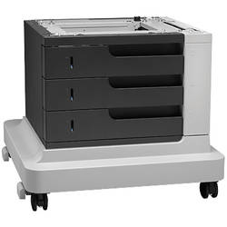 HP LaserJet M4555 MFP3x500-sheet Paper Feeder with Stand CE735A