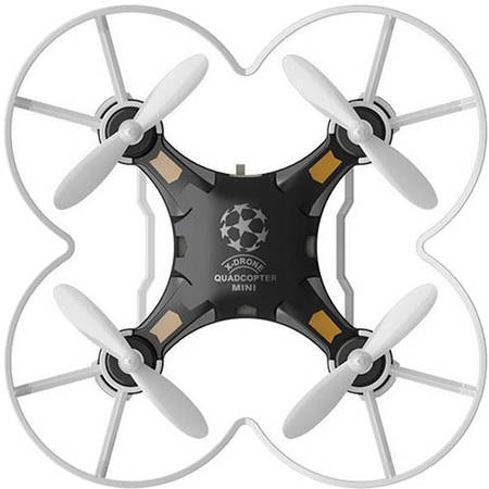 star Mini Drona Pocket Quadcopter 124 Negru