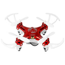 star Mini Drona 951W Gyro Quadcopter Cu Wifi Si Camera HD Rosu