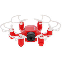 star Mini Drona 126 Spider Hexacopter Cu Camera HD Rosu