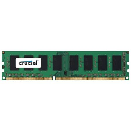Memorie server Crucial ECC RDIMM DDR3 16GB 1600MHz CL15 Dual Rank x4