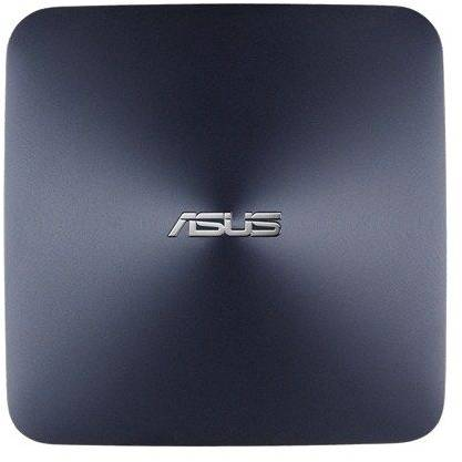 Mini Desktop ASUS VivoMini UN45H, Procesor Intel Pentium N3700 1.6GHz Braswell, 2GB DDR3, 32GB SSD, GMA HD, Win 10 Home, Midnight Blue