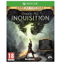 EAGAMES DRAGON AGE: INQUISITION GOTY XBOX ONE